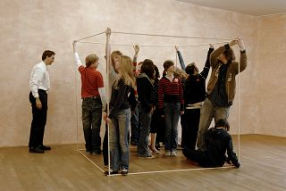 Schüler-Würfel (Foto: Michael von der Lohe)