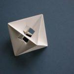 ... fertig ist das FS Oktaeder