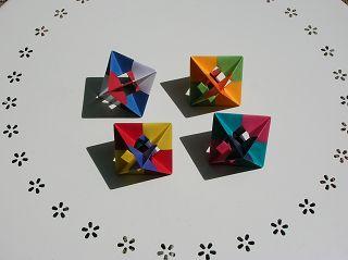 FS Oktaeder von Alexander HEINZ