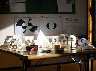 FS Polyeder-Modelle und FS Oloide