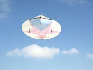 Flug-Oloid in der Luft (Foto:Felix Hediger)
