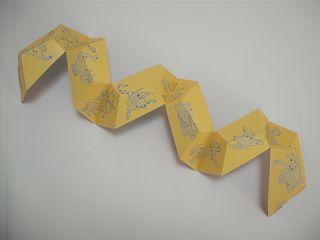 Tierkreis-Dodekaeder-Kette, offen. Aussenansicht