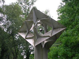 Raumzeichen Alpha von Karl-Ludwig SCHMALTZ